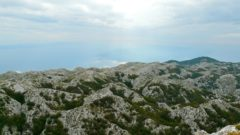 Widok ze szczytu Sveti Jure