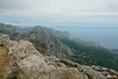 Widok na Riwierę Makarską