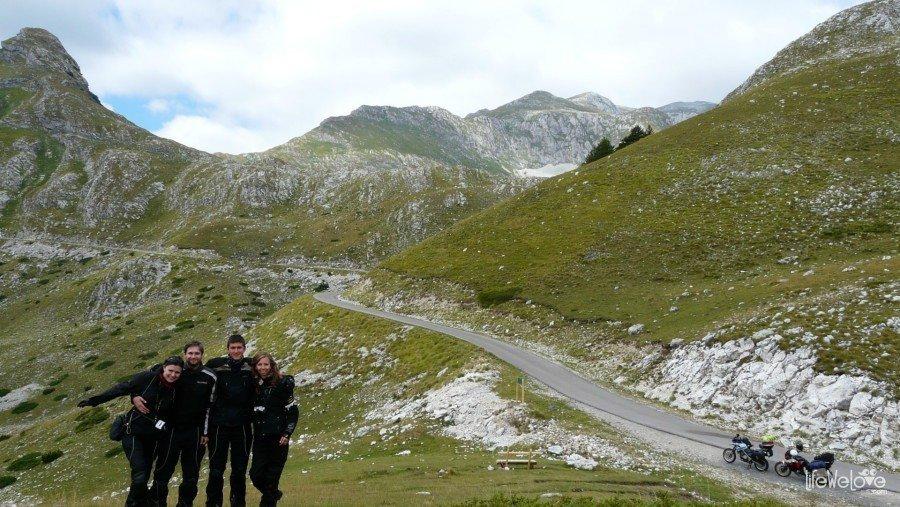 Czarnogóra motocyklem