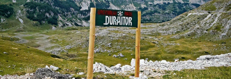 Durmitor - znak