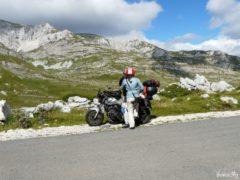 Motocykliści z Islandii