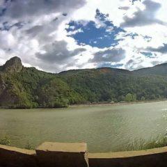 Valley in Romania