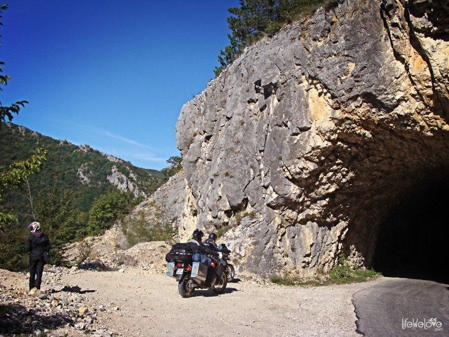 Motorcycles in Montenegro