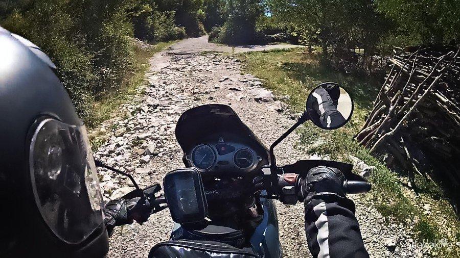 Droga do Kunak w Czarnogórze