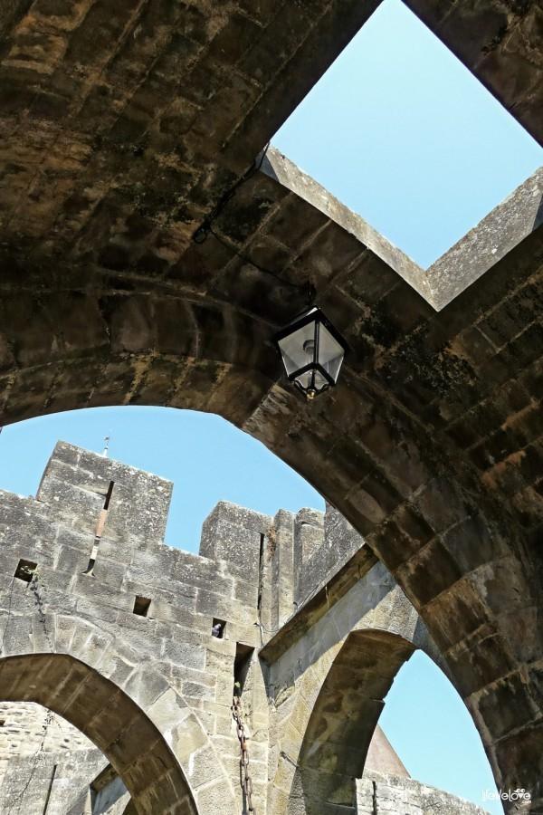 Carcassonne architecture