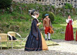 Księżniczka na zamku Frydlant