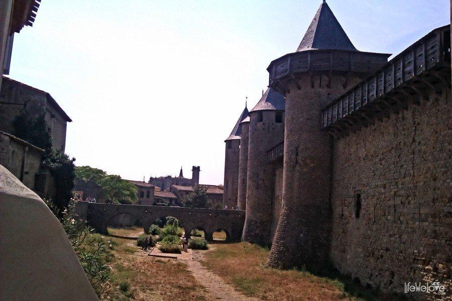 Mury Carcassonne