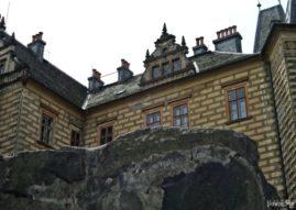 Na zamku Frydlant