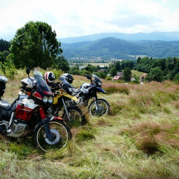 Motorcycling around the Giant Mountains: Polish-Czech Fun