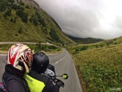 LifeWeLove na drodze do Grossglockner