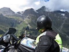 Grossglockner by bike