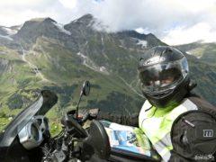 Grossglockner na motocyklu