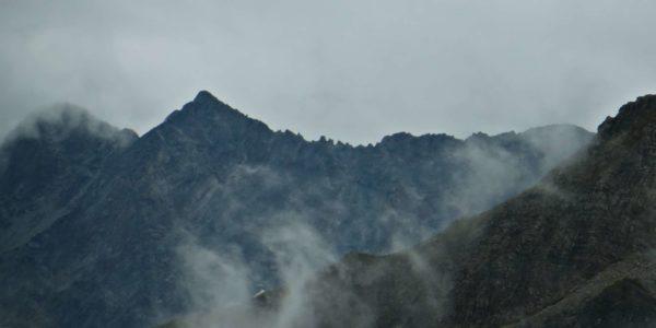 Alpy na trasie Grossglockner