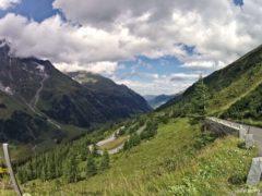 Grossglockner - trasa wysokoalpejska
