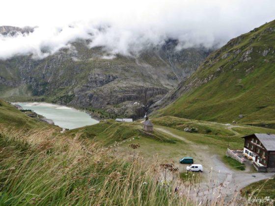 Wysokoalpejska droga Grossglockne