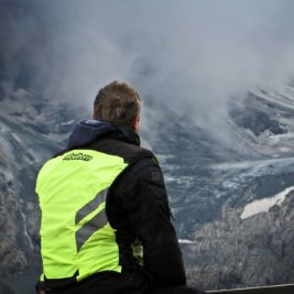 The Grossglockner: Alpine meeting with glacier