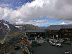 Edelweißspitze na trasie Grossglockner
