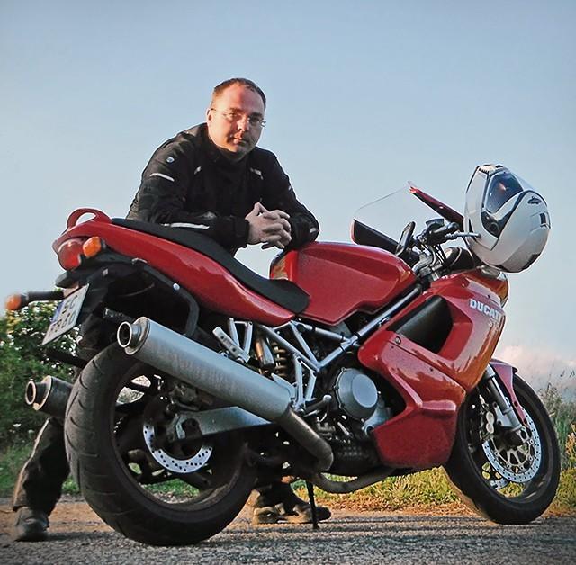 DucatiST3 opinie