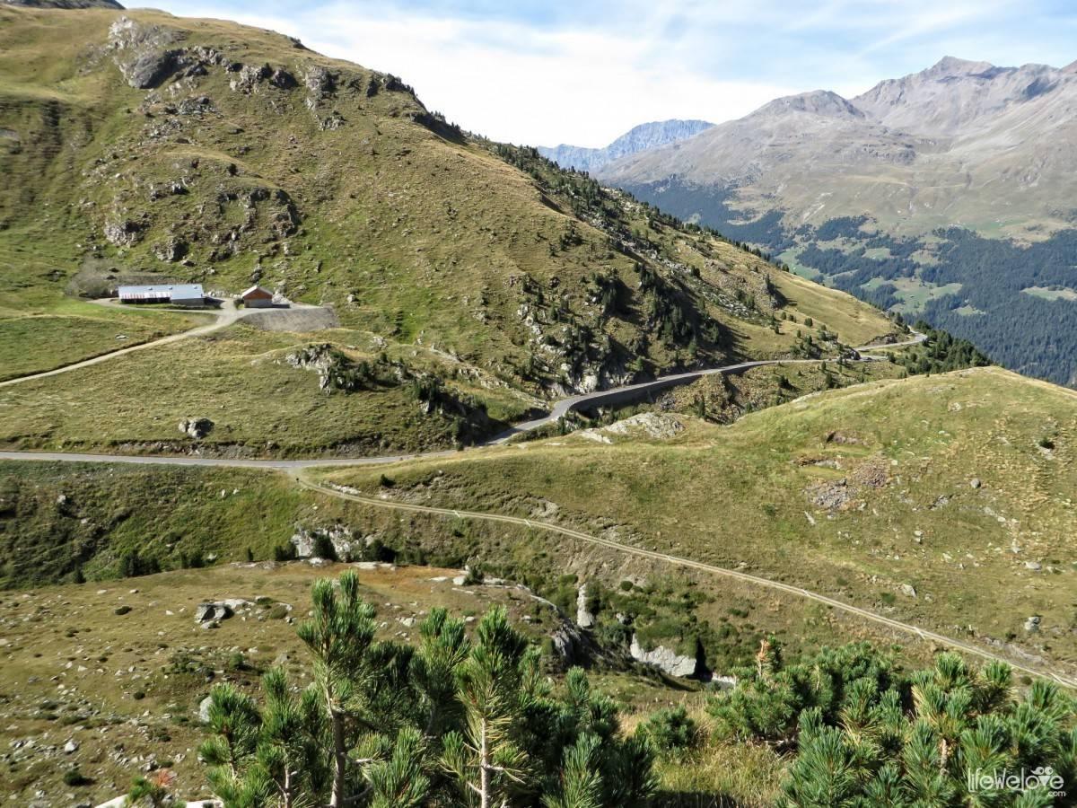 The Gavia Pass