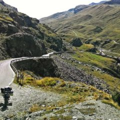 The Gavia Pass, the nicest suprise among Italian routes