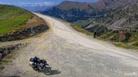 LifeWeLove na przełęczy Croce Domini
