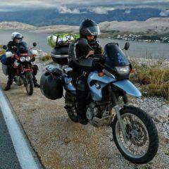 Motocykl w podróż