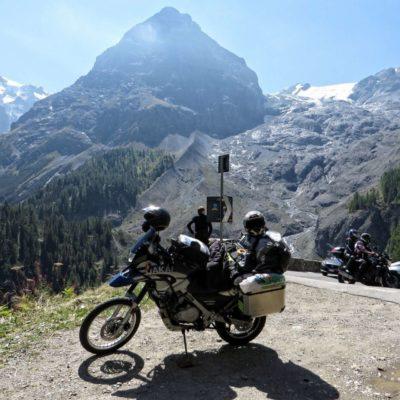 Włochy motocyklem