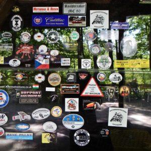 Pekelne Doly stickers