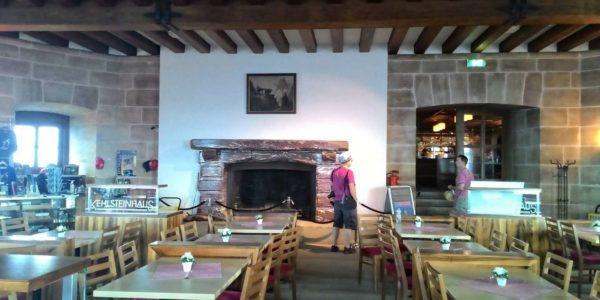 Restauracja w herbaciarni Kehlsteinhaus