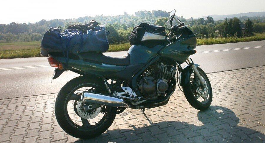 Sławek Yamaha XJ600
