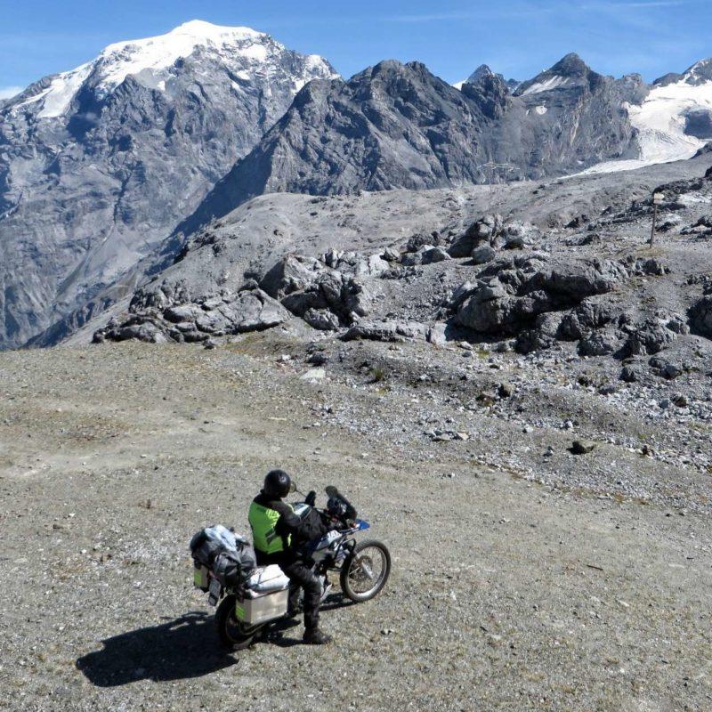 Stelvio Alpy
