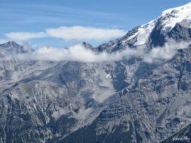 Przełęcz Stelvio Alpy