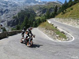 Stelvio motocyklem