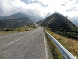 Motorcycle routes - Croce Domini Pass