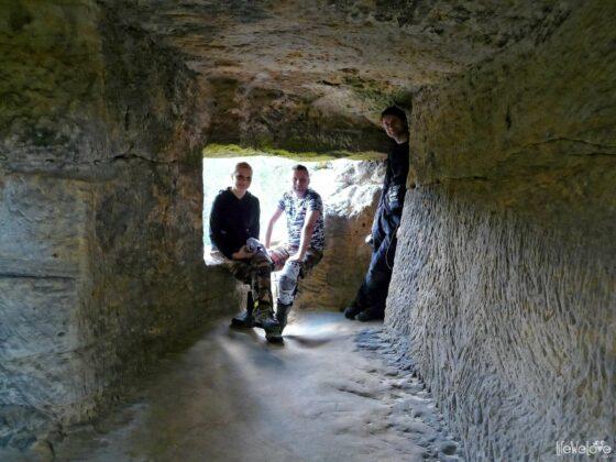 W zamku Sloup