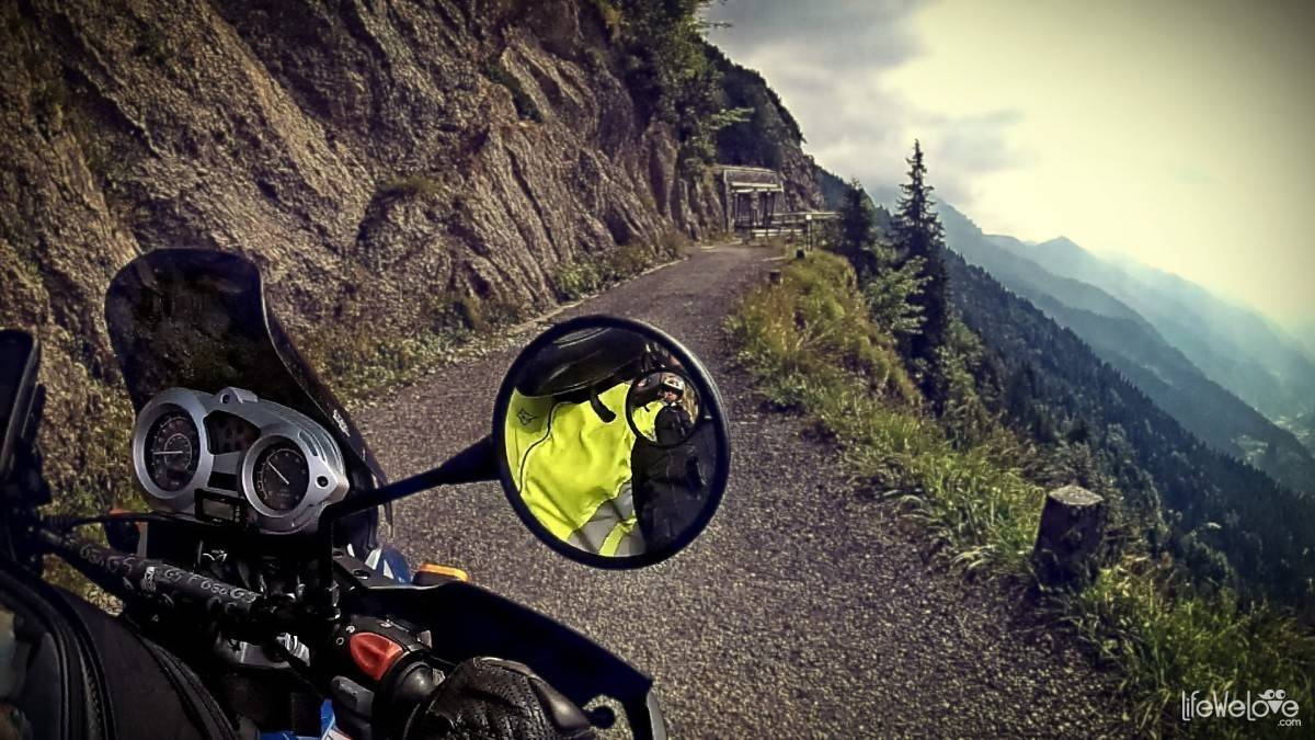 Anfo Ridge Road