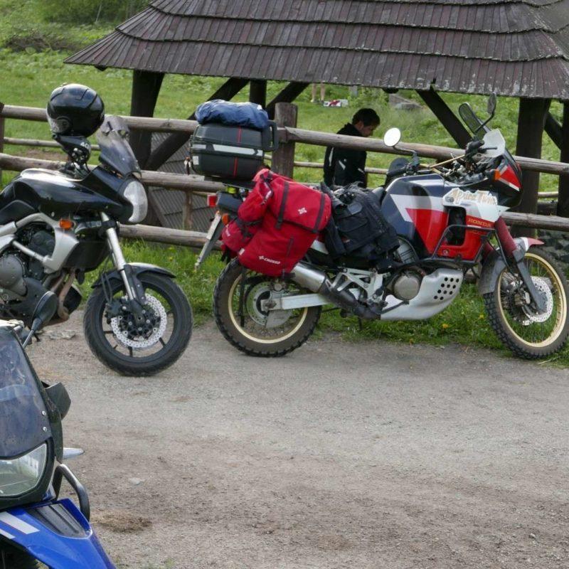 Słowacja motocyklami