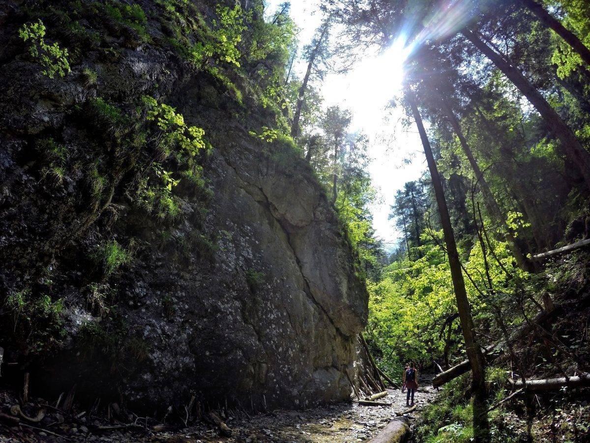 Piękny Słowacki Raj