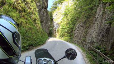Trasa motocyklowa w Słowacji