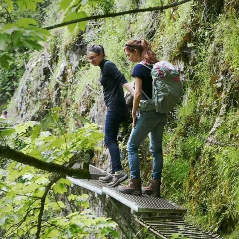 Adrenalinowy szlak Słowackiego Raju