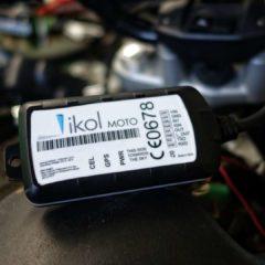Ikol MOTO – motocyklowy lokalizator GPS