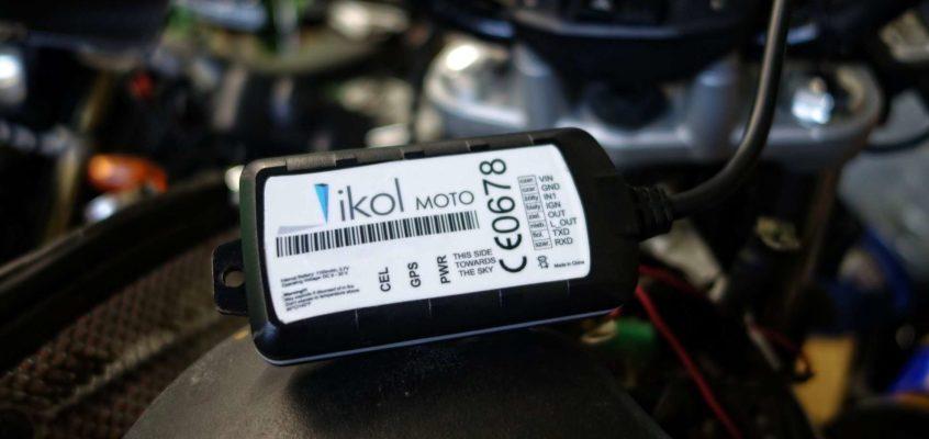 Lokalizator GPS Ikol MOTO