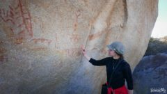 Anza-Borrego Pictographs