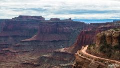 Canyonlands National Park - Shafer Trail