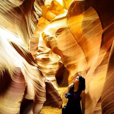 Na ścieżce wody. Spektakularny labirynt Kanionu Antylopy