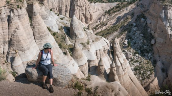 Kasha-Katuwe: white cliffs of New Mexico