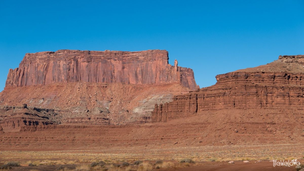The White Rim Road - Utah