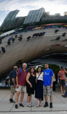 Chicago bean friends