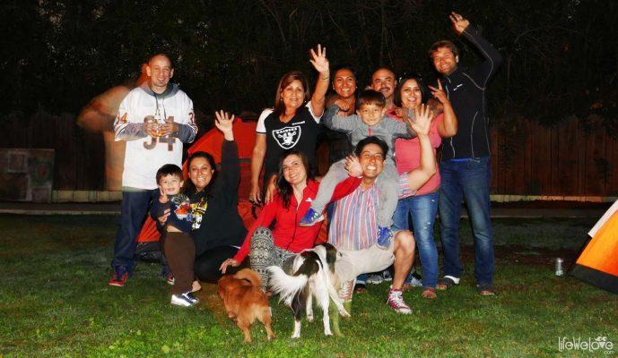 Fresno family