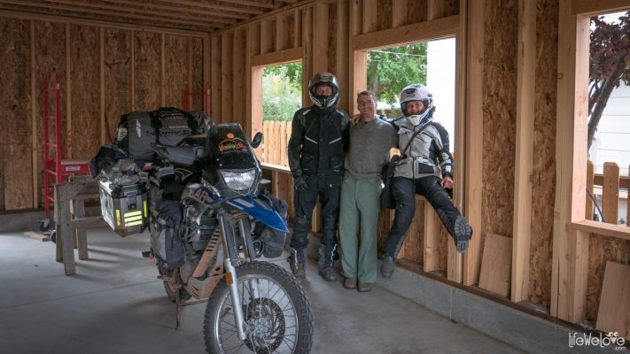 bikers in Moab